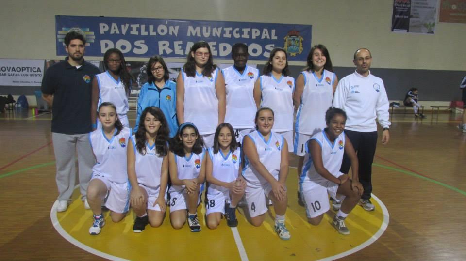 CHAO ARQUITECTOS PABELLÓN (2ª División Infantil Femenina)
