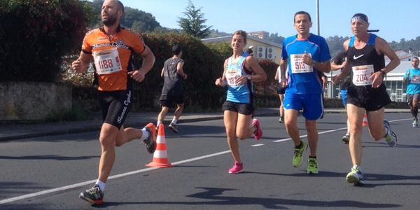 Correndo por Ourense 2014 - Carrera de A Carballeira