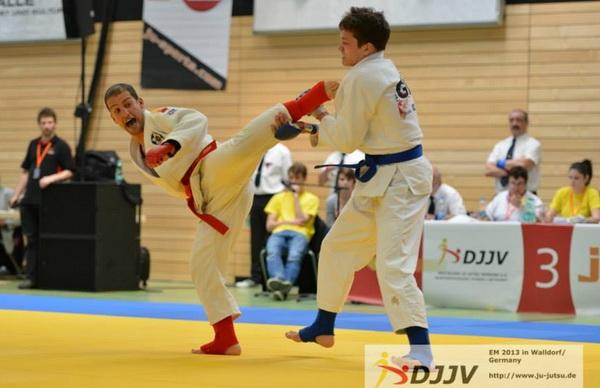 Felipe Iglesias Judo Lucha