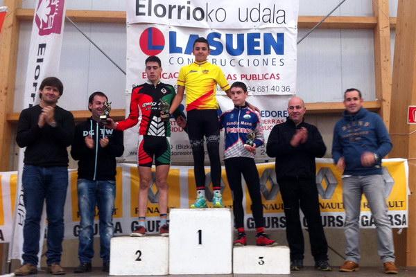 Ivan-Feijoo-Ciclismo-Maceda-Podio