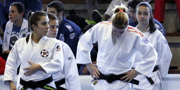 Marbel Equipo Femenino Judo