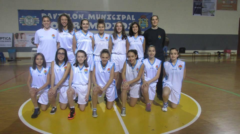 PABELLÓN OURENSE (1ª División Infantil Femenina)