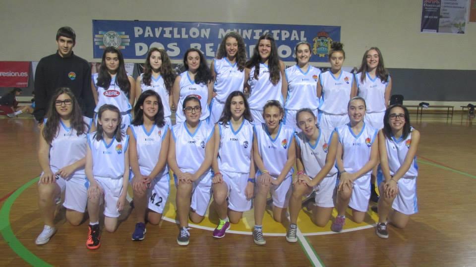 PABELLÓN OURENSE (2ª División Cadete Femenina)
