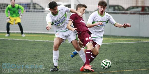 A efectividade do Deportivo non deu opción ó Pabellón Xuvenil