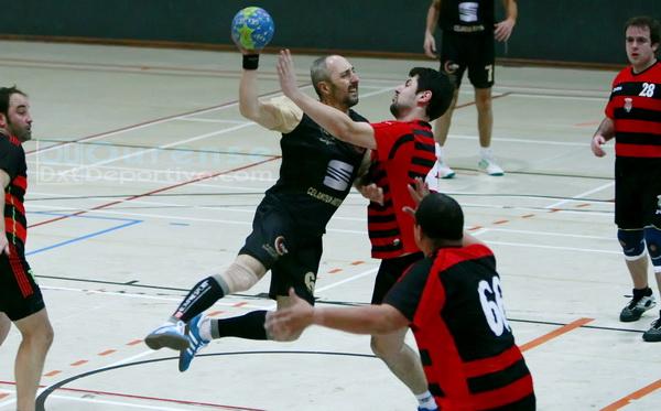 Balonmano: Lalín se impuso en Torneo de veteranos de Ourense