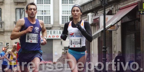 Solange Pereira, dominadora de la ruta nacional y segunda mejor atleta europea del mes de octubre (Foto: David Martínez)