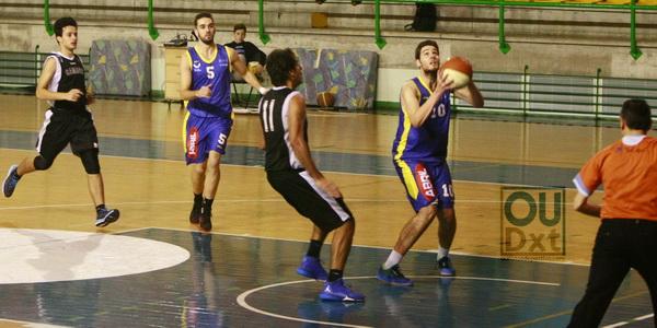 Club Ourense Baloncesto volvió a ganar tras dos derrotas (Foto: Nacho Rego)