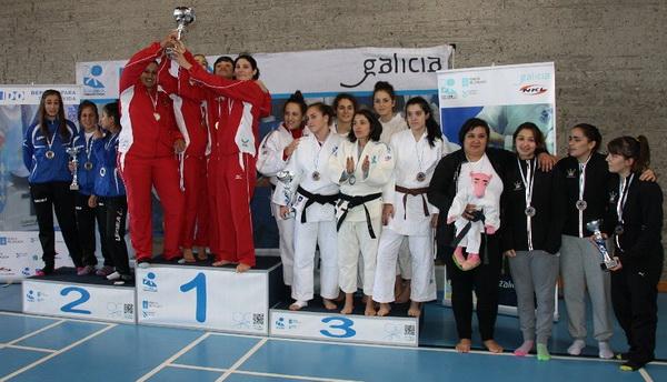liga-judo-Podio-femenino