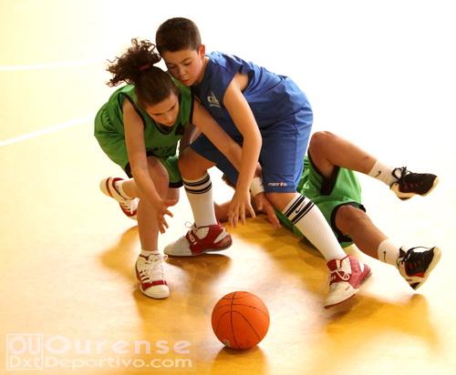 Megaxove: II Concentración de Escuelas de minibasquet
