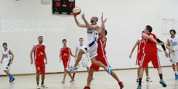 Campus y COB continúan con paso firme en la 1ª nacional de baloncesto
