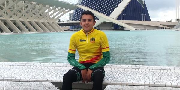 Iván Feijoo vencedor de la Copa de España de Ciclocross