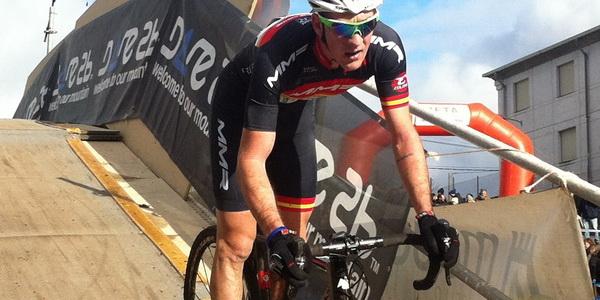 Pablo Rodríguez Campeón Galego de Ciclocross en su tierra