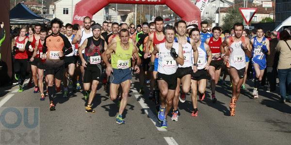 Espectacular carrera la ofrecida por el Concello de San Cibrao (Foto: Nacho Rego)