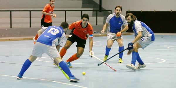 Barrocas y Albor marcan el paso en la temporada de hockey sala