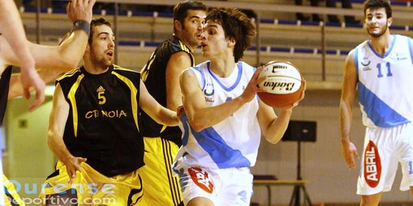COB vence en Noia y lidera en solitario la Primera división. Universidade vuelve ganar
