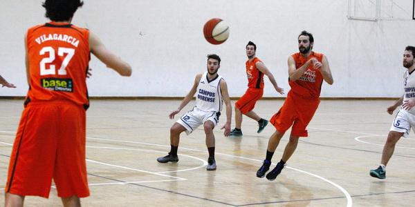 Campus supera a Sigaltec y COB no suma en Lugo