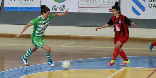 Victoria sobre la bocina de Cidade de As Burgas y derrota de Ourense Envialia