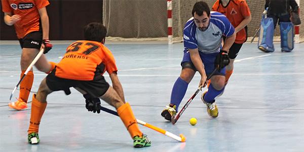 Barrocás, Albor y Apostol disputarán el autonómico de hockey sala
