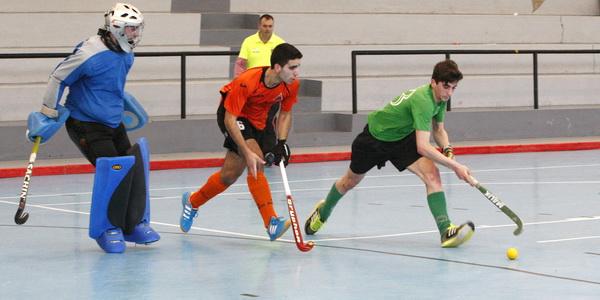 Hockey Barrocás nuevo campeón gallego de sala
