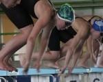 La II Jornada de la Copa Diputación de natación reunió cerca de una centenar de nadadores