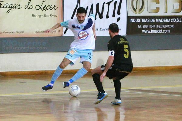Sala Ourense Prolsport busca seguir sumando en Baiona