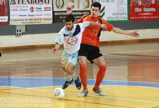 Sala Ourense ProlSport completa la primera vuelta en Tui