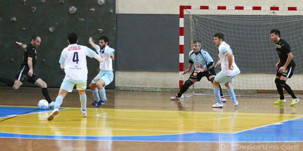 Sala Ourense Prolsport supera a Mos en un vibrante partido
