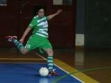 Lucia Nespereira, jugadora internacional del Cidade de As Burgas (Foto: Nacho Rego)