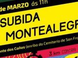 """Presentada oficialmente la """"Subida a Montealegre"""""""