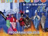 Entroido 2015 (Programación carnaval de Ourense)