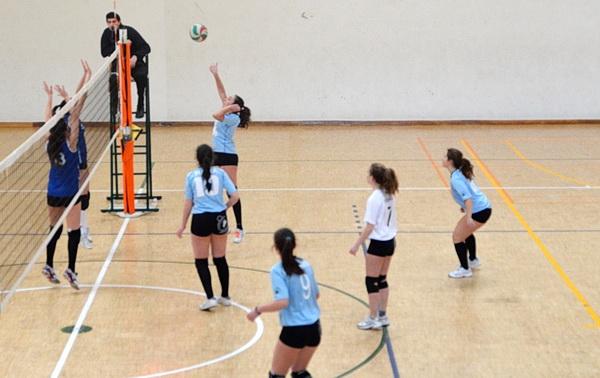 Concepción Arenal (Burgas Voleibol) cae ante el potente Vigo Voleibol