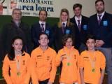Tres judokas del Marbel acceden a la fase final del Campeonato Escolar de Judo