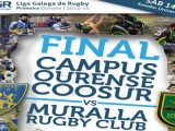 Campus Ourense Coosur a por el título gallego el sábado ante Muralla de Lugo