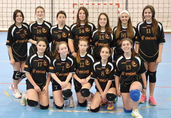 Voleibol Burgas Voleibol grupo 2015