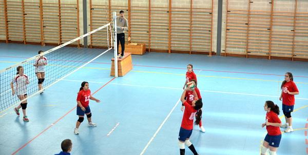 Voleibol Burgas Voleibol infantil 2015