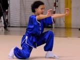 Exitoso papel de Artai en el gallego de Wushu