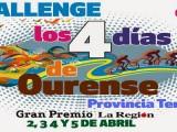 """La Chanllenge """"Los 4 días de Ourense"""" (2 al 5 de abril) tendrá al Hipódromo de Antela y Sobradelo cabeceras de etapa"""