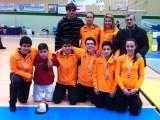 Seis judokas del Marbel en la fase Sur del Campeonato Escolar de Judo