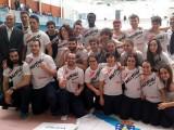 Galicia el mejor equipo en el Nacional de Wushu