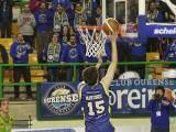 Edu Martínez anota los últimos puntos para COB en la fase regular (Foto: Nacho Rego)