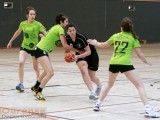 La próxima jornada se revivirá un nuevo derbi en la balonmano femenino (Foto: Nacho Rego)