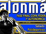 Balonmán Pabellón disputará a Copa Galicia de 1ª Autonómica Masculina como anfitrión