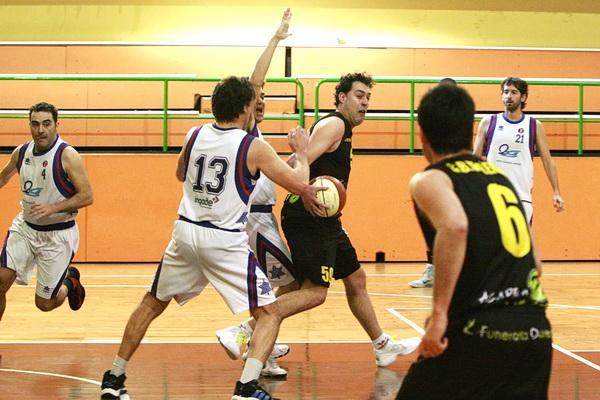 Baloncesto liga senior valenza