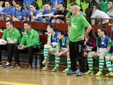 Manolo Codeso, entrenador del Cidade de As Burgas (Foto: Nacho Rego)
