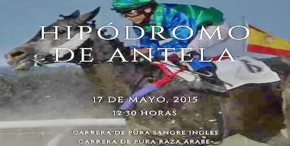 Hipodromo Antela Galopes 2015