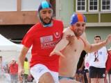 Lucas Alvarez Quintana de Salvour tercero en banderas