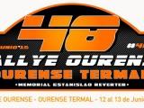 Iván Ares ganador del 48 Rallye Ourense Termal