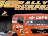 El tramo espectáculo del 48 Rallye Ourense Termal contará con Antonio Albacete y los 1200 cv de su camión