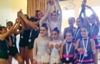 Campeonato provincial escolar e de promoción de ximnasia rítmica