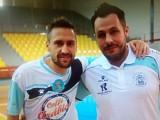 Victor Sousa y Aitor Álvarez entrenadores del Sala Ourense ProlSport